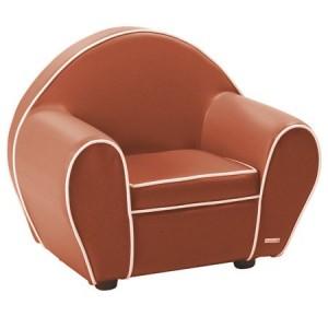 fauteuil club enfant chocolat. Black Bedroom Furniture Sets. Home Design Ideas