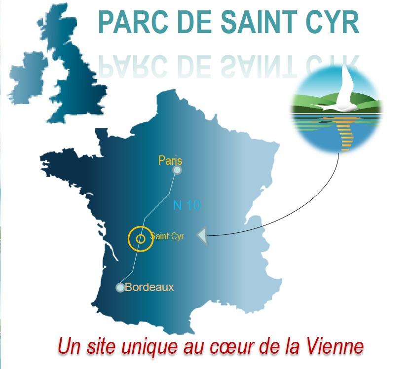 parc saint cyr