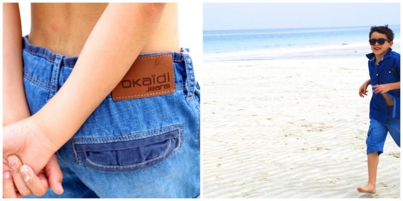 jeans Okaidi 2