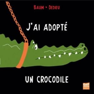 jai adopte un crocodile