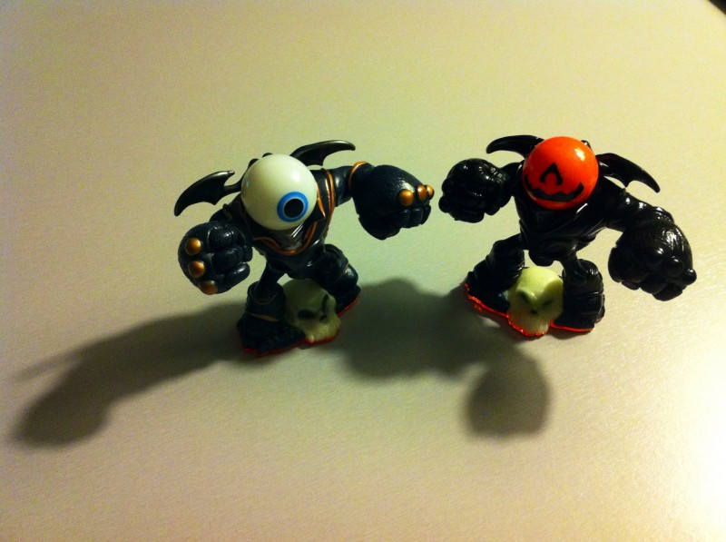 Skylanders eye brawl