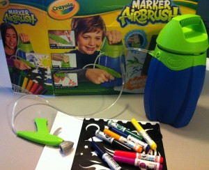 airbrush marker crayola