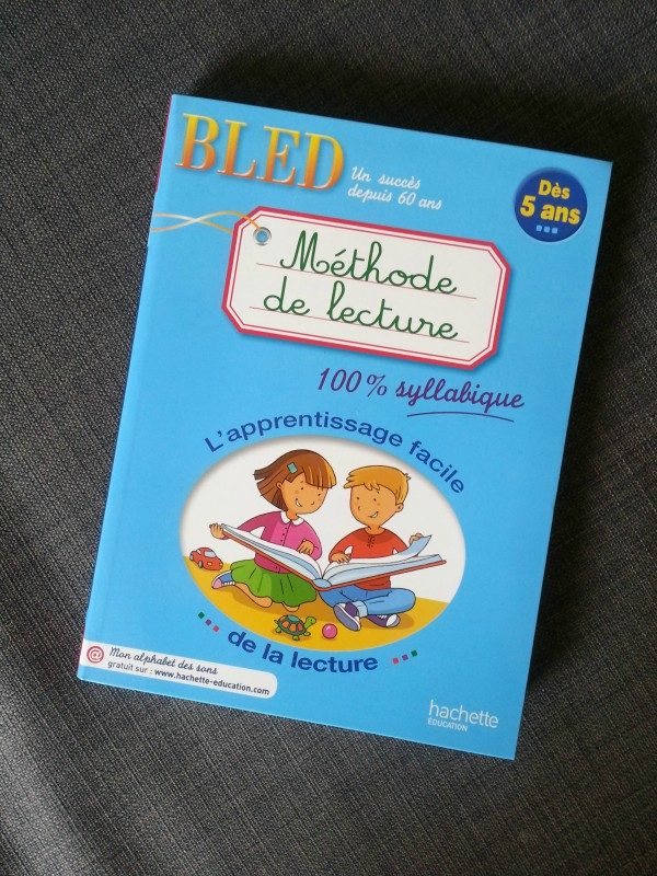 methode de lecture Bled
