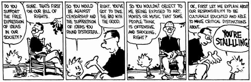 calvin-on-freedom-of-expression