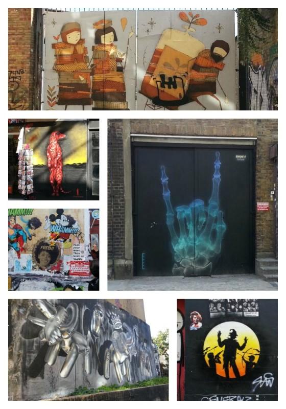 streetart londres bricklane