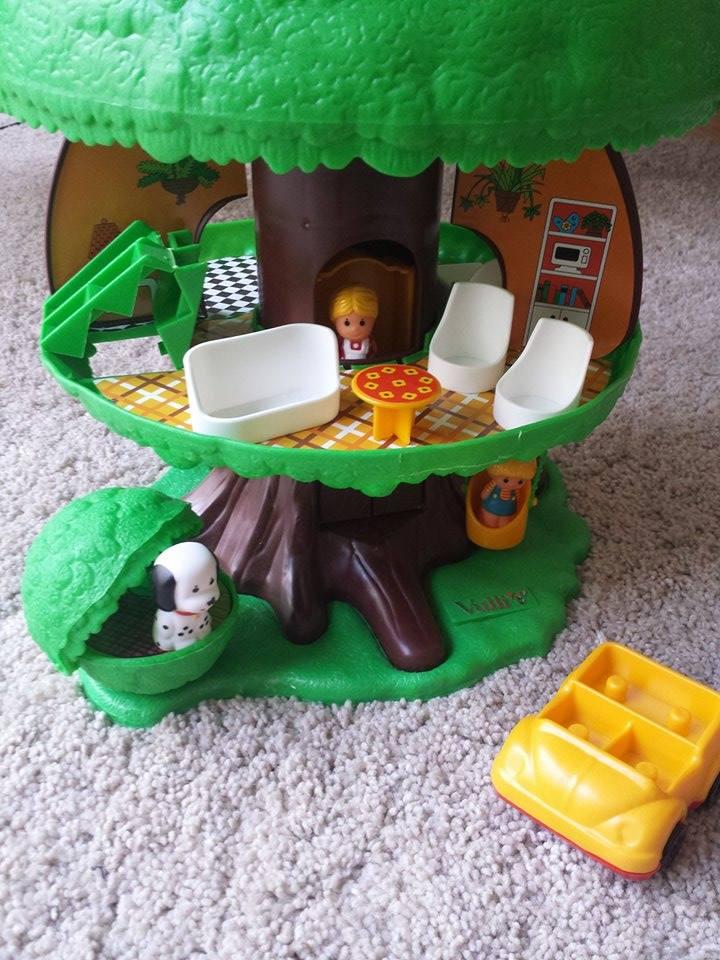 40 ans arbre magique klorofil vulli. Black Bedroom Furniture Sets. Home Design Ideas