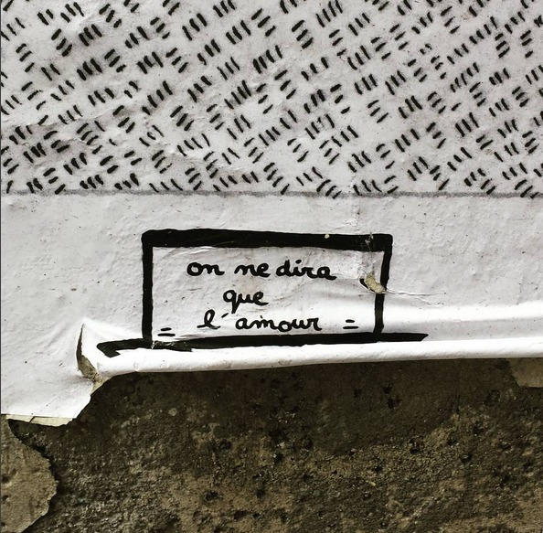 street art paris