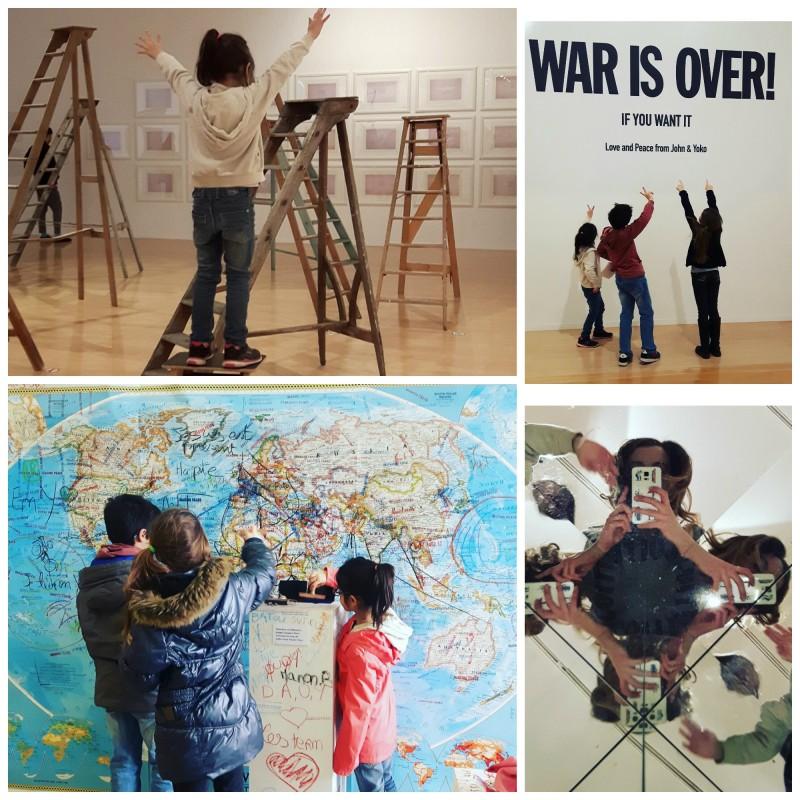 Yoko Ono mac lyon kids enfants